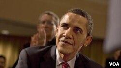 Obama dijo que se deben redoblar esfuerzos para alcanzar un acuerdo sobre cambio climático antes de la cumbre del mes próximo en Copenhague.