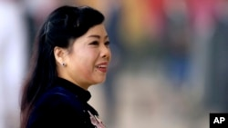 Bà Nguyễn Thị Kim Tiến.