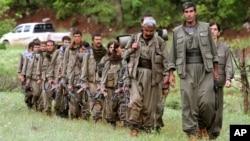 Đảng Công nhân người Kurd PKK kêu gọi người Kurd ở Thổ Nhĩ Kỳ cầm súng để bảo vệ các thị trấn biên giới của Syria.