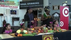 African Americans Celebrate Kwanzaa