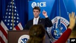 ICE memastikan pekan ini bahwa petugas-petugas lapangan telah meninjau kasus beberapa ratus warga negara asing dan menempatkan mereka di bawah sistem pengawasan yang lebih murah dibanding rumah tahanan (Foto: dok).