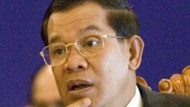 Hun Sen told the assembled lawmakers that Cambodia had lost land under past leaders, in the 1960s, but that the country had lost no land under his watch.