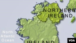 Provinsi di bagian selatan Irlandia utara mengalami peningkatan serangan belakangan ini.