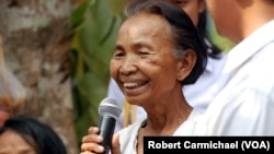 Im Chaem was allegedly the secretary of Preah Net Preah district, in the Northwest Zone, during the Khmer Rouge era, from 1975-1979.