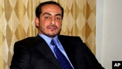 Undated file picture shows Sheikh Issa bin Zayed al-Nahayan