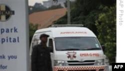 Angola bắt 2 nghi can tấn công đội tuyển bóng đá Togo
