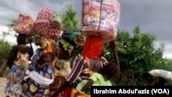 'Yan Gudun HIjira a Adamawa