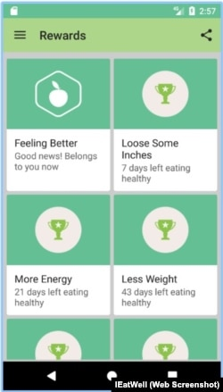 IEatWell Rewards