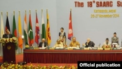 قرار بود نوزدهمین نشست سازمان همکاری منطقوی کشورهای جنوب آسیا یا سارک در اسلام آباد تدویر یابد.