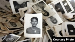 Uncovered Photos of Khmer Rouge Prisoners at S-21