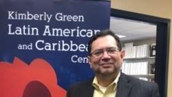 El Dr. José Miguel Cruz dialoga sobre el recorte de ayuda de EE.UU. al Triángulo Norte de CENTAM