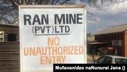 Mughodhi weRan Mine (Mufananidzo naNunurai Jena)