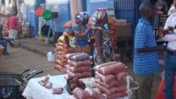 Guineenses reclamam do aumento dos preços dos produtos - 1:27