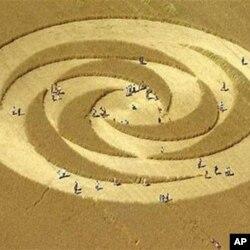 پراسرار دائرے