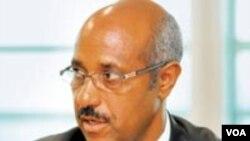 Ambassador Seyoum Mesfin