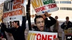 En este 2013 hubo un récord en el número de deportaciones que sobrepasó las 300 mil personas.