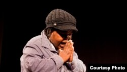 South African Comedienne Khanyisa Bunu