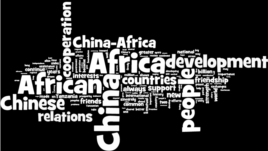 The most frequently used words and phrases in Chinese President Xi Jinping's is from a speech he gave in Dar es Salaam, Tanzania on March 25, 2013. Courtesy of wordle.net