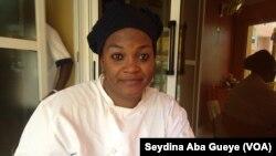 Mame Awa Mrs Hughes, la propriétaire du restaurant Mawa's Taste of America