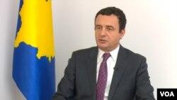 Aljbin Kurti, premijer Kosova