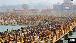 Hodočasnici u Indiji