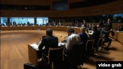 نشست اتحادیه اروپا در لوکزامبورگ