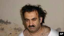 9.11 테러 주모자 가운데 한 사람인 칼리드 셰이크 모하메드