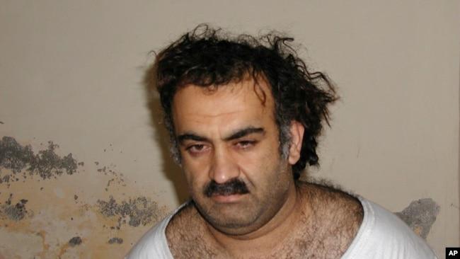 خالد شیخ محمد کو 2003 میں راولپنڈی سے حراست میں لیا گیا تھا۔