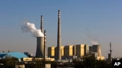 Pembangkit listrik tenaga batu bara. (Foto: Ilustrasi)