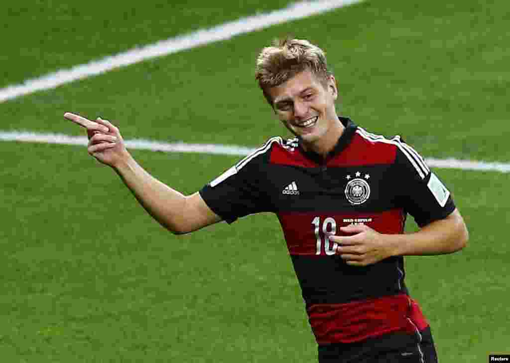 5. Toni Kroos (GER/Real Madrid)