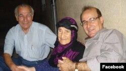 Fatma Abdullah diya hunermendê navdar Mohamed Şêxo