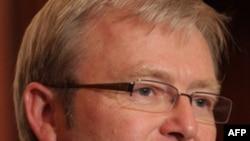 Ngoại trưởng Kevin Rudd nói rằng nhiệm vụ của ông là làm mọi việc có thể làm được để thiếu niên này về nước