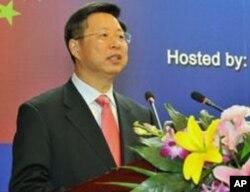中国贸促会副会长于平