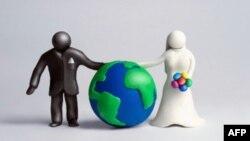 Chuyện ông Tơ bà Nguyệt quốc tế giúp kiếm chồng Mỹ