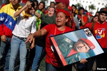 Hugo Chavez Body