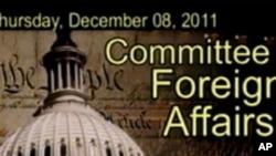美国会举行全球网络自由听证会