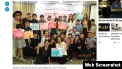 Việt Nam chính thức cho phép chuyển đổi giới tính. (Ảnh chụp màn hình trang web thanhnien.vn)