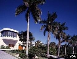 Fort Myers, Florida, was where Thomas Edison set up his winter home. (Carol M. Highsmith)