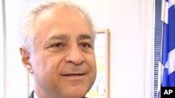 ο Πρέσβης της Ελλάδας στην Ουάσιγκτον, Βασίλης Κασκαρέλης