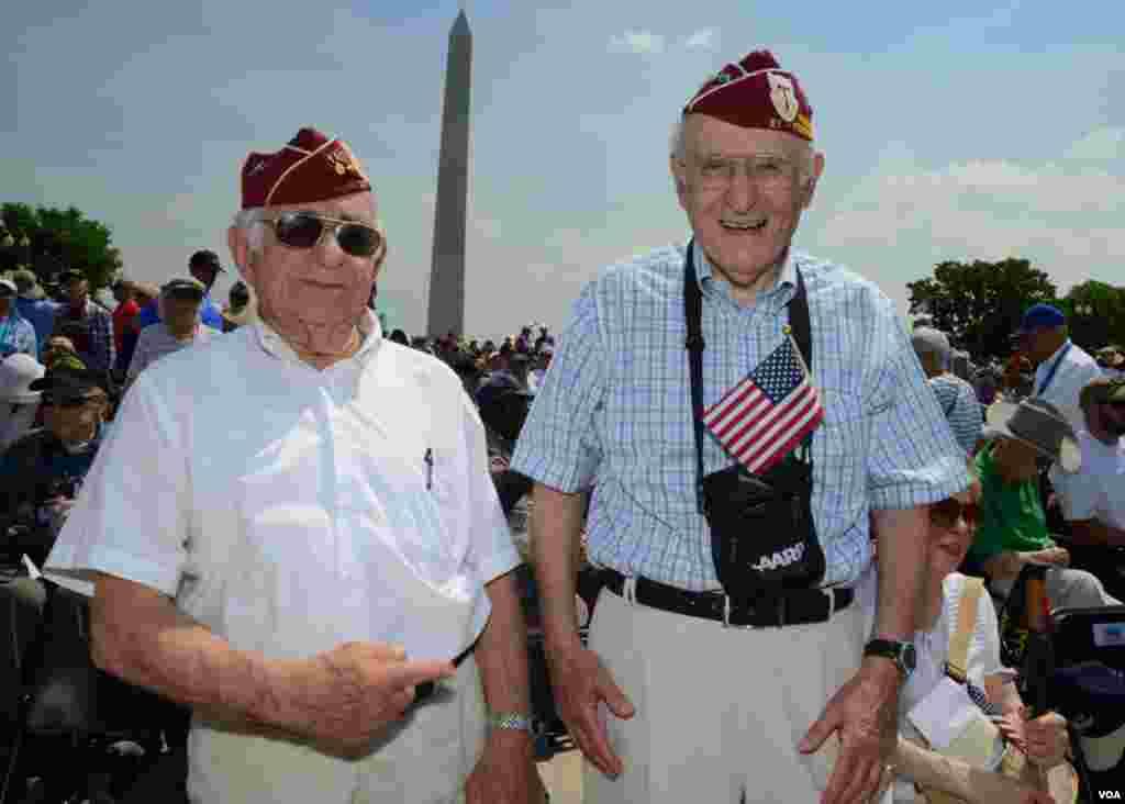 Два ветерана