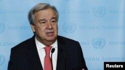 Tổng thư ký Liên Hiệp Quốc Antonio Guterres.