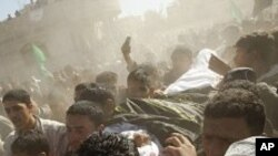 فلسطینی کی ہلاکت پر اسرائیلی فوج کی معذرت
