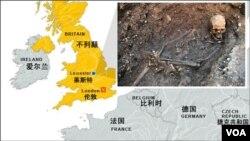 发现英王理查三世遗骨的英格兰莱斯特