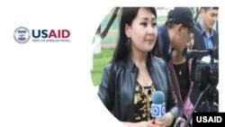Central Asia Media Campaign