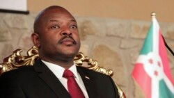 U.S. Watching Burundi Political Situation Closely