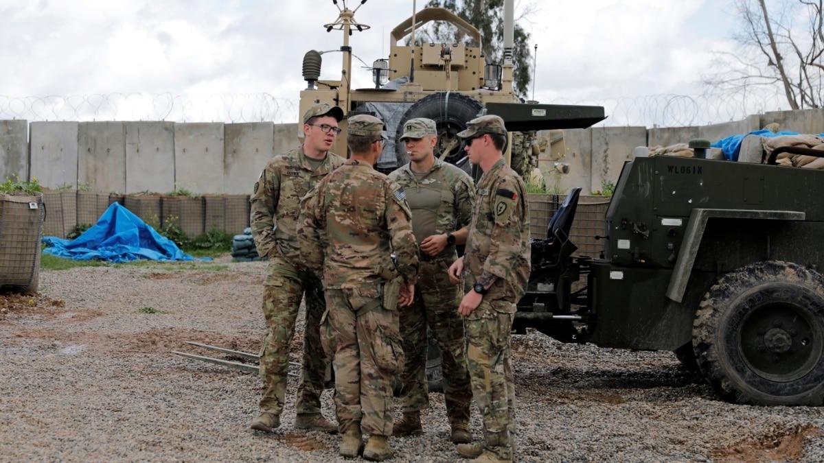 DPR AS Akhiri Penggunaan Kekuatan Militer di Irak