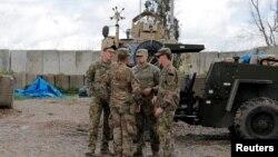 عراق میں تقریباً ڈھائی ہزار امریکی فوجی موجود ہیں۔