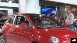 北美国际汽车展