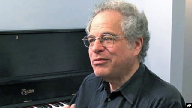 Israeli-born musician Itzhak Perlman, one of the greatest violinists of our time, was a young boy when he was stricken by the debilitating disease - polio