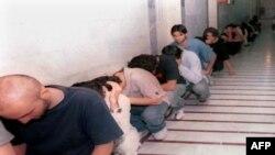 دانشجویان بازداشت شده در اوین، پس از اعتراضات (آرشیو)
